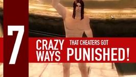 7 Crazy Ways Cheaters Got Punished