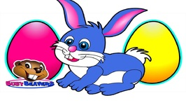 Easter Bunny Prank - Learn English - Fun Lesson for Kids - Education for Babies