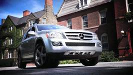 2009 Mercedes GL320 BlueTEC Review