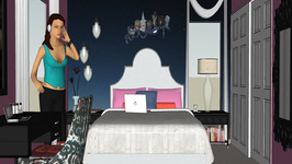 Twilight inspired Bedroom Ideas : Makeover Monday Room tour 47