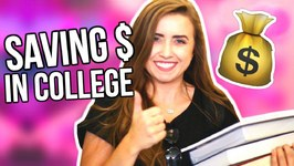 8 Life Hacks for Saving Money in College - Back to School 2016