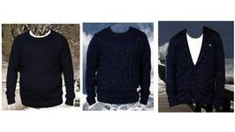 Clothes on their own - Winter Knitwear Essentials