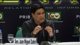 Zubiri asks House to tone down rhetoric and hold a summit  on Cha-cha