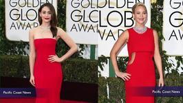 Golden Globes Fashion Trends