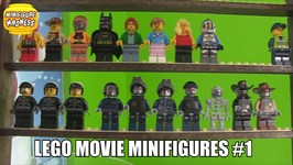 LEGO Movie Minifigure Collection - Update -1