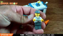 LEGO City Prisoner Transport Review - LEGO 7286