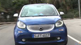 Test Drive - smart for two 3 and smart for four 3