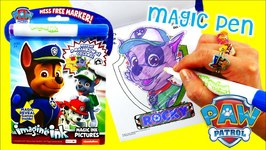 paw patrol imagine ink new coloring b - Imagine Ink Coloring Book