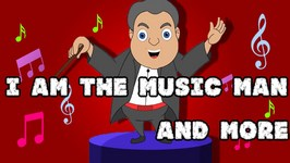 I Am The Music Man And Many More Vintage Nursery Rhymes Collection 43 mins  compilation.