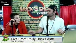 Philly Brick Fest 2016 Sunday Live Stream, Stream 2