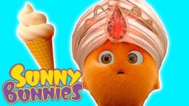 Cartoon - Sunny Bunnies - POWER OF MAGIC - Funny Cartoons for Children