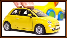 Bussy And Speedy Electric Car Zoo Toy Cars Construction