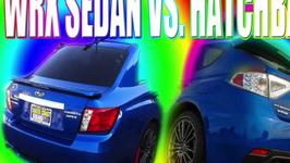 WRX SEDAN VS WRX HATCHBACK