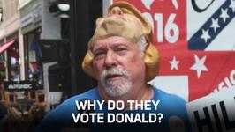 Trump voters: are you also wondering WHY?