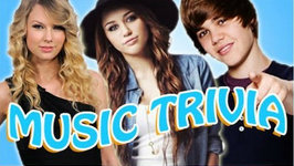 Taylor, Miley, Justin, or JoBros - Lilly Music Trivia