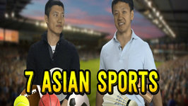 7 Asian Sports You Didn't Know Existed