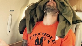 Adam Levine is Scared of Flying