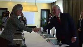 US State Secretary Tillerson: UN sanctions vote on N. Korea a good outcome