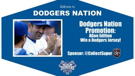 Dodgers Nation Promotion: AGon Edition