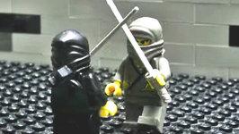Lego Ninja - The Duel