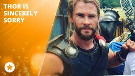 Chris Hemsworth - 'I was stupidly unaware'