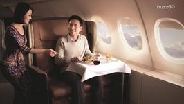 Airlines With The Best Food According To Travel And Leisure Readers