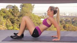At Home Abs and Butt Workout for Everyone - 30 min