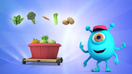 I Love Vegetables  Children Learning Songs and Original Songs for Kids