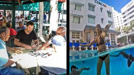 A Miami Vacation Dilemma - Little Havana Vs Circa 39