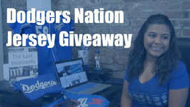 Authentic Corey Seager Jersey: Dodgers Nation Giveaways