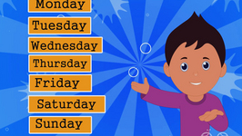 Learn About The Days Of The Week