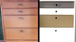 How to Upcycle your Chest of Drawers