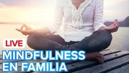 Mindfulness para padres e hijos  Relajación y meditación