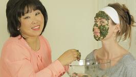 Natural Wakame Seaweed Face Mask