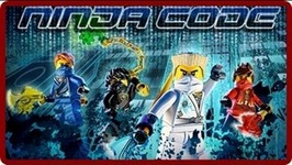 Cartoon Network Ninja Code Lego Ninjago Games Video By
