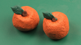 Playdoh Orange
