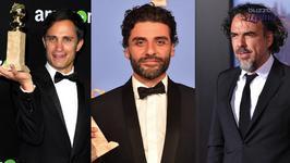 Latinos dominan los Golden Globes