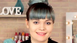 How to create a Massive Kelly Osbourne Top Knot