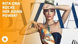 Rita Ora causes controversy among Asian fans