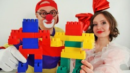 Lego Voodoo Games - Masha And The Car Сlown