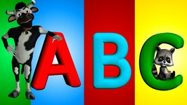 ABC Song - Alphabet Song For Children - Popular Nursery Rhymes For Kids