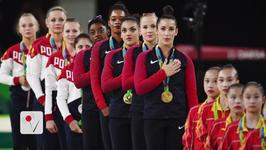 Gabby Douglas Fires Back After National Anthem Controversy