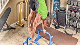 Gymnastics Strength Circuit