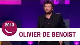 Olivier De Benoist au Festival du Rire de Lige - 2013