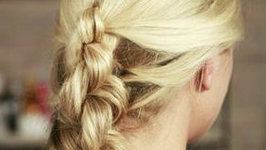 How To Do A Knotted Hairstyle