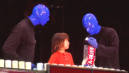 This is Emily Yeung with the Blue Man Group