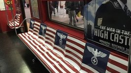 Man In The High Castle Nazi Ads Spark Furor On Nyc Subways