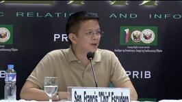 Chiz: Duterte govt just similar with former admin regarding impeach bids