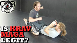 Is Krav Maga Legit or Total Bullsht