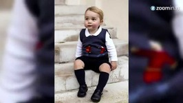 Adorable New Photos Of Little Prince George